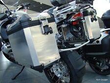 BMW Koffer Satz Alu R1200 GS Adventure + Schloss-Set bis Mod. 2013