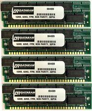 16MB 72-Pin 60ns FPM Non-Parity 5V 2x32 SIMM RAM Memory Mac PC UNIX