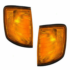 FREIGHTLINER FLD 1994 1995 1996 CORNER TURN SIGNAL SIDE LIGHTS LAMPS PAIR