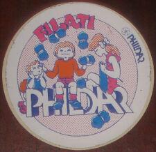 "Adesivi Anni ' 80 "" PHILDAR FILATI """