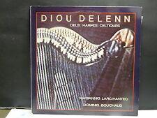 MARIANNIG LARC'HANTEC / DOMINIG BOUCHAUD Diou delenn harpes celtiques RS BAS 308