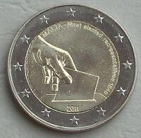 2 Euro Malta 2011 Wahl der ersten Abgeordneten unz.