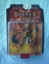 Diablo 2 Unraveler Collection 2 Epic Action Figures Blizzard Entertainment Rare