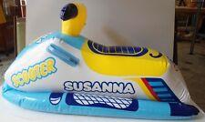 13907 Scooter d'acqua gonfiabile Formaggini Susanna - cm 84 x 42 - pubblicitario