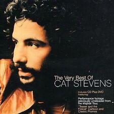 CAT STEVENS The Very Best Of CD/DVD BRAND NEW