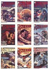ASTOUNDING SCI FI SCIENCE FICTION 1994 21ST CENTURY BASE CARD SET OF 50 MC