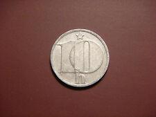 Czechoslovakia 10 Haleru, 1979 Coin
