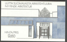 FINLAND H8 (Scott 737), Architecture Booklet, VF