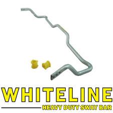 Whiteline Heavy Duty Sway Bar - REAR 24mm (Mitsubishi Evolution 7 8 9) BMR65XZ