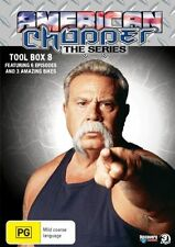 American Chopper : Collection 8 (DVD, 2008, 3-Disc Set) - Region 4