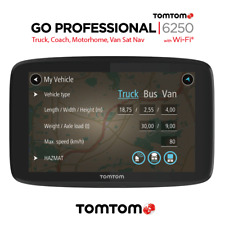 Reviews: TomTom-Go-Professional-6250-Truck-GPS-System | eBay