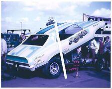1960s Drag Racing-Randy Walls-SUPER NOVA-1969 Chevy Nova Funny Car