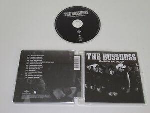The Bosshoss / Stallion Batallón (Island Universal 0602517340428) CD Álbum
