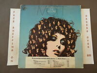 "MOTT THE HOOPLE ""THE HOOPLE"" 1ST PRESS PROMO LP ""THE GOLDEN AGE OF ROCK N ROLL"""