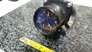 WW2 Spitfire AM 8Day Clock Dated 1940