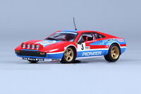 BBURAGO 1:43 FERRARI 1982 308 GTB DIECAST MODEL RACING CAR NEW IN BOX