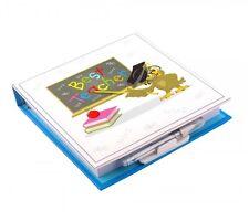 Best Teacher Memo block with pen - desk notepad - Great Teacher Gift