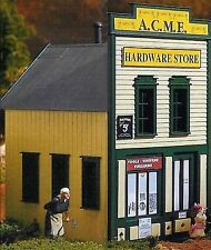PIKO HARDWARE STORE G Scale Building Kit 62236 New in Box