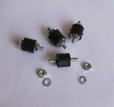 Wurlitzer 3800 3810 3860 7500 1050 Jukebox Turntable Motor Mounts - Set of 4