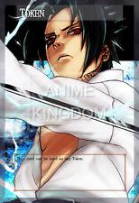 YUGIOH Cool Anime Orica Token Naruto Uchiha  Sasuke  # 549