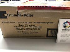 TA TRIUMPH-ADLER TONER KIT GIALLO CLP 4726, DCC 2626, U. A.4472610116, NEU