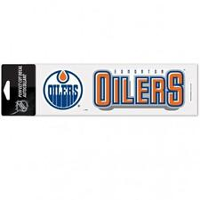 "Edmonton Oilers 3""x10"" Color Auto Decal [NEW] NHL Car Truck Emblem Sticker"