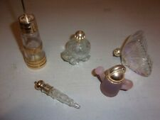 Avon Cologne Bottles Lot of 5