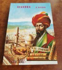 Algebra de Aurelio Baldor spanish edition