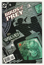 Birds of Prey Wolves 1 VFNM Black Canary Oracle 1997 One Shot DC Comics Book