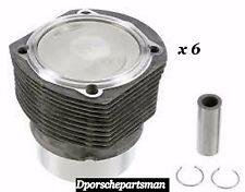 Porsche 911 Piston & Cylinder(3.2 L,95.0 mm,9.5:1 Compression,Nikasil){6} NEW#NS