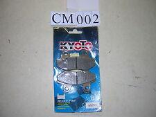 CM002. plaquettes de frein pour honda hyosung kymco peugeot ... neuves
