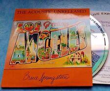 Bruce Springsteen -The Acoustic Unreleased- LA 1990 rare great dane 1993 CD
