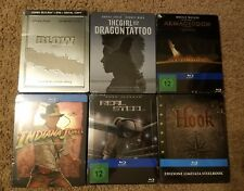 Various Steelbook, Metalpack, & Other Special Editions Blu Ray Sold Out Sealed