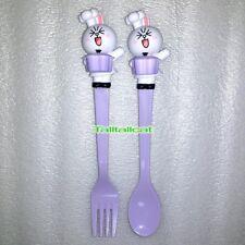 2017 Hong Kong 7-11 LINE FRIENDS X LE CREUSET Cutlery Set ( CONY ) Rabbit