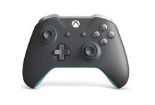 Microsoft Xbox Wireless Controller for Xbox One – Grey/Blue