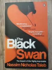 The Black Swan: The Impact of the Highly Im... by Taleb, Nassim Nichol Paperback