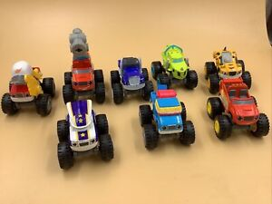 Blaze and the Monster Machines bundle Tv Characters