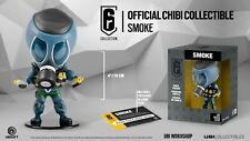 SIX COLLECTION FIGURE SMOKE (RAINBOW SIX SIEGE) UBISOFT CHIBI Figure + DLC CODE