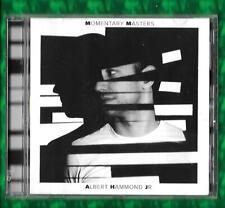 ALBERT HAMMOND JR-MOMENTARY MASTERS CD ALBUM(2015)INFECT233CD Vagrant Records UK