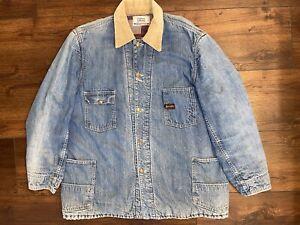 Vintage '50s Big Smith Chore Barn Engineer Jacket Rare Collectible USA