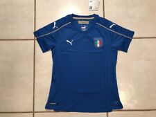 NWT PUMA FIGC Italy National Team Jersey Women s Medium MSRP  80.00 a589a8a403