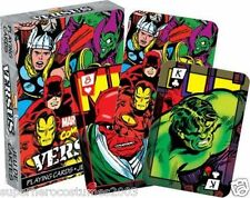 Marvel Comics Versus Playing Cards 52 Card Deck Brand New Versus 105782
