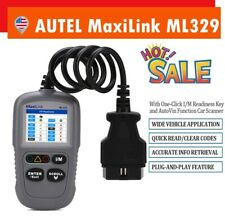 Autel ML329 OBD2 EOBD Code Reader Car Auto Automotive Scanner AutoVIN as AL319