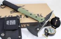 United M48 Ranger Hawk Tactical Combat Survival Hatchet/Knife/Axe/Tomahawk