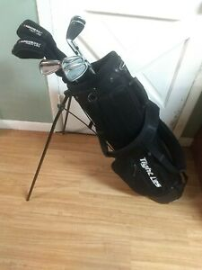 Adams Golf IDEA a1 Hybrid Iron Set 3-PW Right Handed RH Steel Stiff Tight Lies