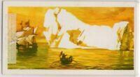 John Davis English Navigator Northwest Passage Vintage Ad Trade  Card