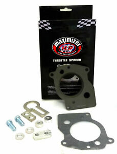 Maximizer Performance Aluminum Throttle Body Spacer For 02-03 Jeep Liberty 3.7L
