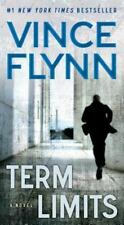 Term Limits by Vince Flynn (2009, Paperback)