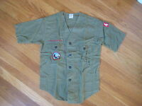 vintage BSA Boys Scouts of America Chief Seattle Council SHIRT badge patch 433 ?
