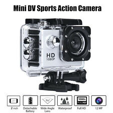 Pro IMPERMEABLE ACTION Casco deportes cámaras DV Camuflaje HD 1080p SJ4000
